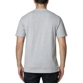 Fox Drifter T-shirt Heren, light heather grey